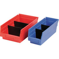 CE312 Plastic Bin Dividers for EURO Drawers