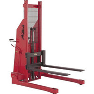 *The Hydraulic Stackers are priced on application