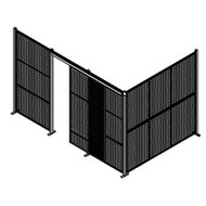 "KD061 Enclosures no roof 24'8""Wx16'6""Dx8'3""H"