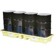 SB762 Drum Spill Pallets Low profileNo drain