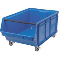 "CC447 MOBILE Giant Bins (BLUE) 18-3/8""Wx29""Dx11-7/8""H"