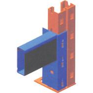 """(b) RR4-5B Box Beams (10.1K cap) 4""""H x 5'L"""