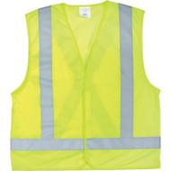 SEB704 Traffic Safety Vests (X-Large)