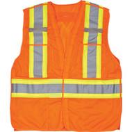 SEF102 Surveyor Traffic Safety Vests (Large)