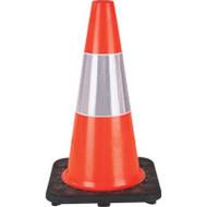 "SEF026 Traffic Cones With Collar (18"")"