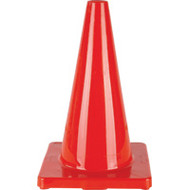 """SEH134 Traffic & Highway Safety Cones (18""""/RED)"""
