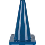 """SEH136 Traffic & Highway Safety Cones (18""""/BLUE)"""
