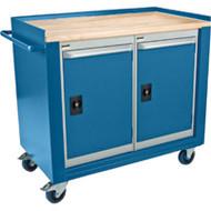 ML325 Mobile Workbenches2 doors