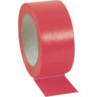 "SAL692 Aisle Marking Tape (6-mil/RED/3""Wx108'L)"