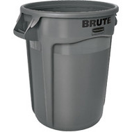 """NA698 Garbage Containers 22""""dia x 27-1/4""""H"""