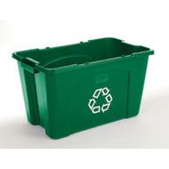 """JC061 Recycling Bins 14-3/4"""" High"""