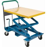 MA421 Dandy Lift Scissor Tables 770-lb cap