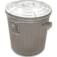 NG307 Galvanized Containers Standard9-gal
