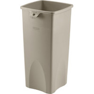 """JB619 Garbage Containers16.5""""L x 15.5""""W x 31""""H"""