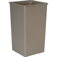 """NC434 Garbage Containers19-3/4""""L x 19-3/4""""W x 34""""H"""