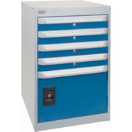 FH670 Workbench Cabinets (1 door/4 drawers)