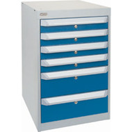 FH671 Workbench Cabinets (6 drawers)