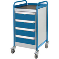 FF984  Mobile Workbenches4 drawers