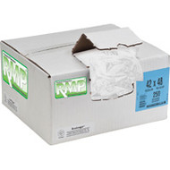 "JD156 EcoLogo Bags Regular 35""W x 50""L"