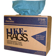 JC037 Like-Rags WipersBlue150 sheets/box
