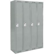 FJ154 Steel Lockers 1 tier4 banks