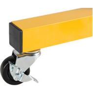 SDK991 Rubber Casters For SDK990