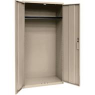 """FJ871 Wardrobe Cabinets (Beige) 36""""Wx18""""Dx72""""H"""