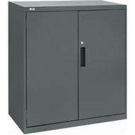 "FJ863 Storage Cabinets Charcoal 36""Wx18""Dx40""H"
