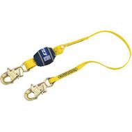 SEJ419 Shock Absorbing (snap hook) 1 leg/4'L