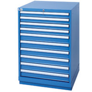 """FI131 210 compartments 28.25""""Wx28.5""""Dx41.75""""H"""
