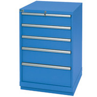 """FI125 61 compartments 28.25""""Wx28.5""""Dx41.75""""H"""