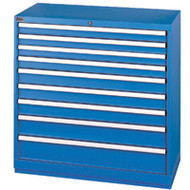 """FI137 117 compartments 40.25""""Wx22.5""""Dx41.75""""H"""