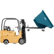 NB950 HD Forklift-mounted Hoppers 1/2 cu yd
