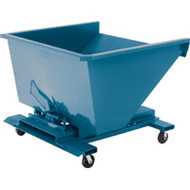 MN969 Std Forklift-mounted Hoppers 4 cu yd