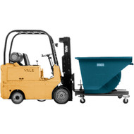 NH096 EXHD Forklift-mounted Hoppers 5 cu yd