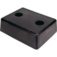 """KH005 Dock Bumpers Molded 13""""Wx4""""Dx10""""H"""