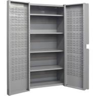 """CB442 Deep Door Cabinets 38""""Wx24""""Dx72""""H"""