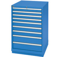 """FI129 154 compartments28.25""""Wx28.5""""Dx41.75""""H"""