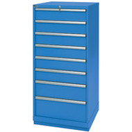 """FI139 88 compartments 28.25""""Wx28.5""""Dx59.5""""H"""