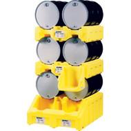 SB771 Bottom Rackers For drum stacking 3000-lb cap