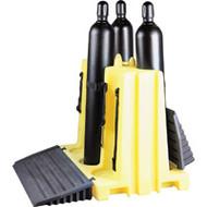 SE967 Gas Cylinder RacksForklift access