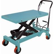 MJ523 Scissor Lift Tables 1650-lb cap