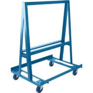 """MD217 Panel Carts 1200-lb cap 30""""Wx42""""Lx48""""H"""