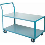 "MB429 HD Shelf Carts Low Profile24""Wx48""Dx40""H"