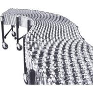 "MN854 Flexible/Expandable Skatewheel Conveyors 24""Wx24'L"