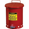 SR358 Oily Waste Cans (RED) 38 liters/10 US GAL