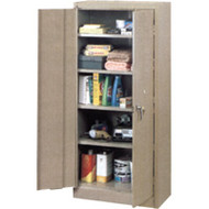"""FH483 Storage Cabinets  30""""Wx15""""Dx66""""H"""