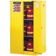"SAQ025 Cabinets  34""Wx34""Dx65""H60 gal"