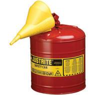 SEA240 Safety Cans (RED) 4 liters/1 US gal