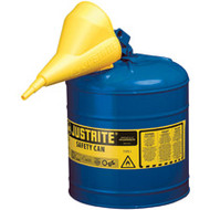 SEA245 Safety Cans (BLUE) 7.5 liters/2 US gal